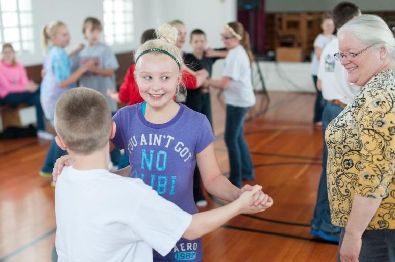 Montana Photojournalist Bynum School Dancing18